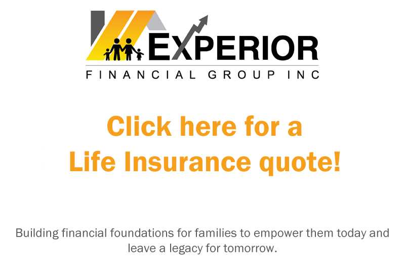 Experior Click here for a life insurance quote