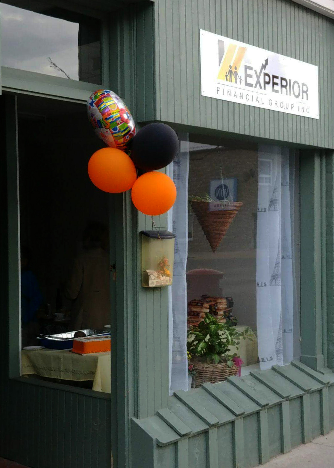 Photos From Experior Financial Groupu0027s Simcoe Branch Opening Celebration!